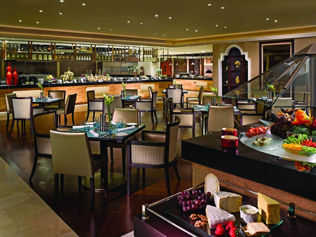 Abu Dhabi dining