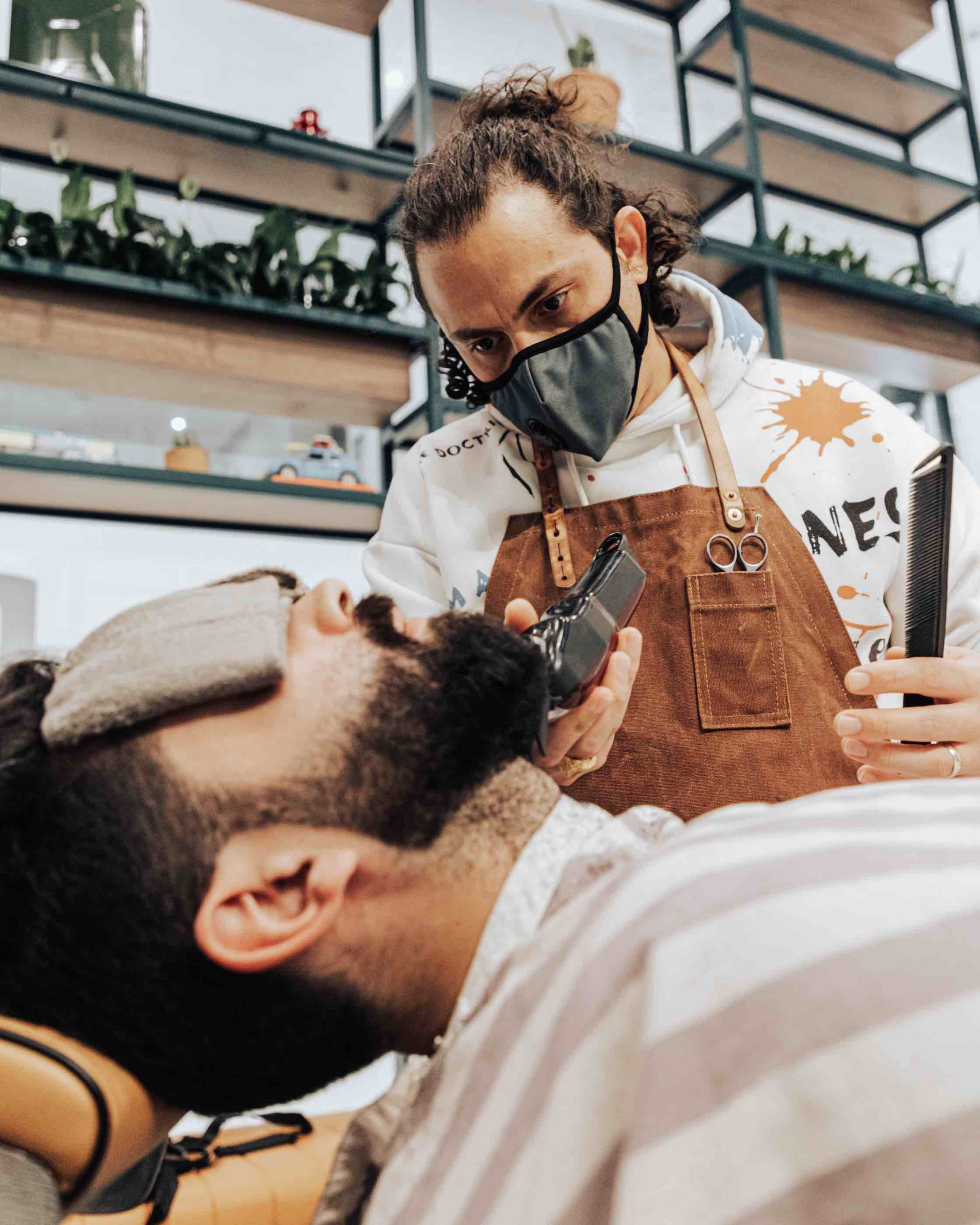 Review Bô Barbershop