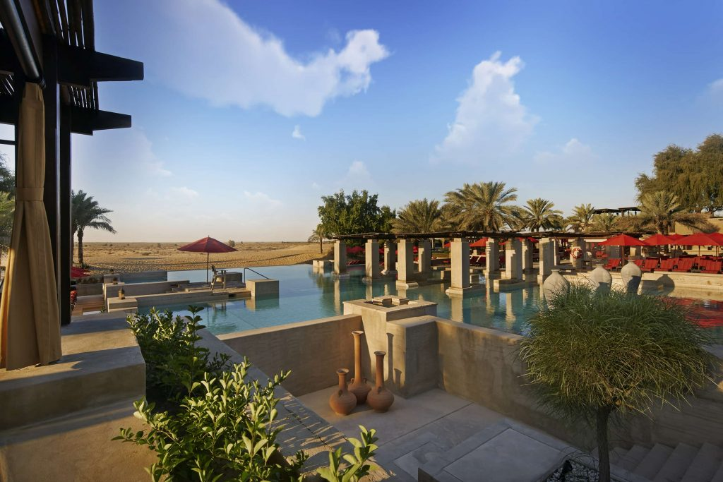 Bab Al Shams UAE April staycations