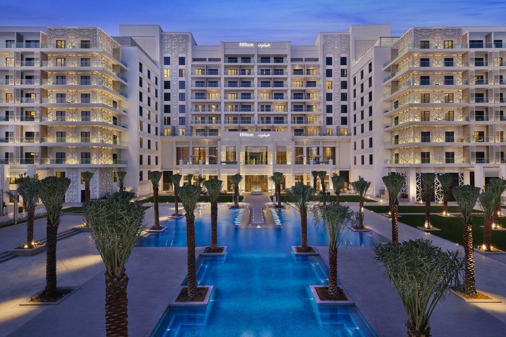 Hilton Yas Island Abu Dhbai Suhoor