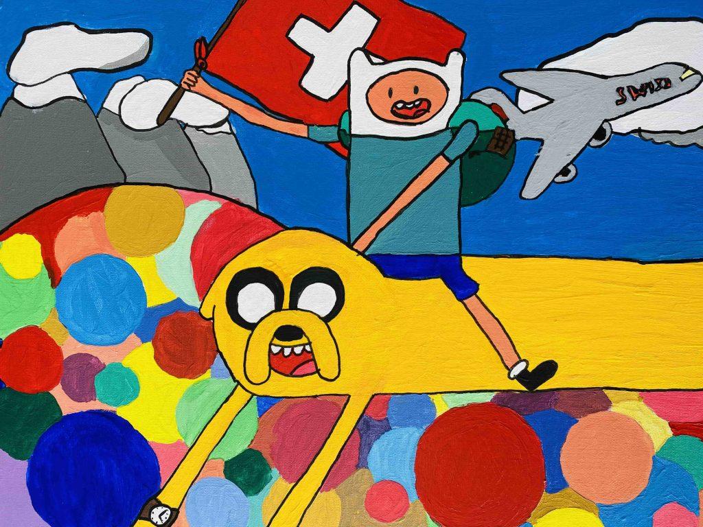 Swissotel Al Ghurair Art Competition