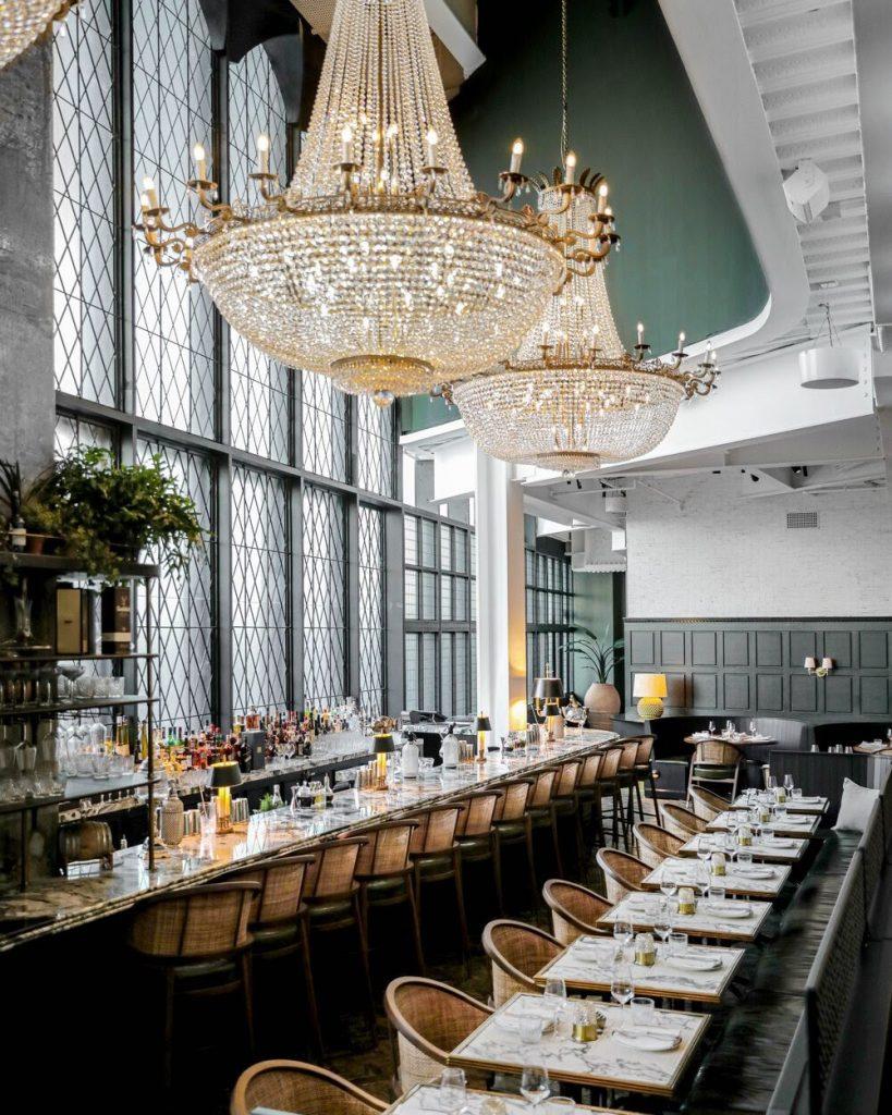 The MAINE Land Brasserie