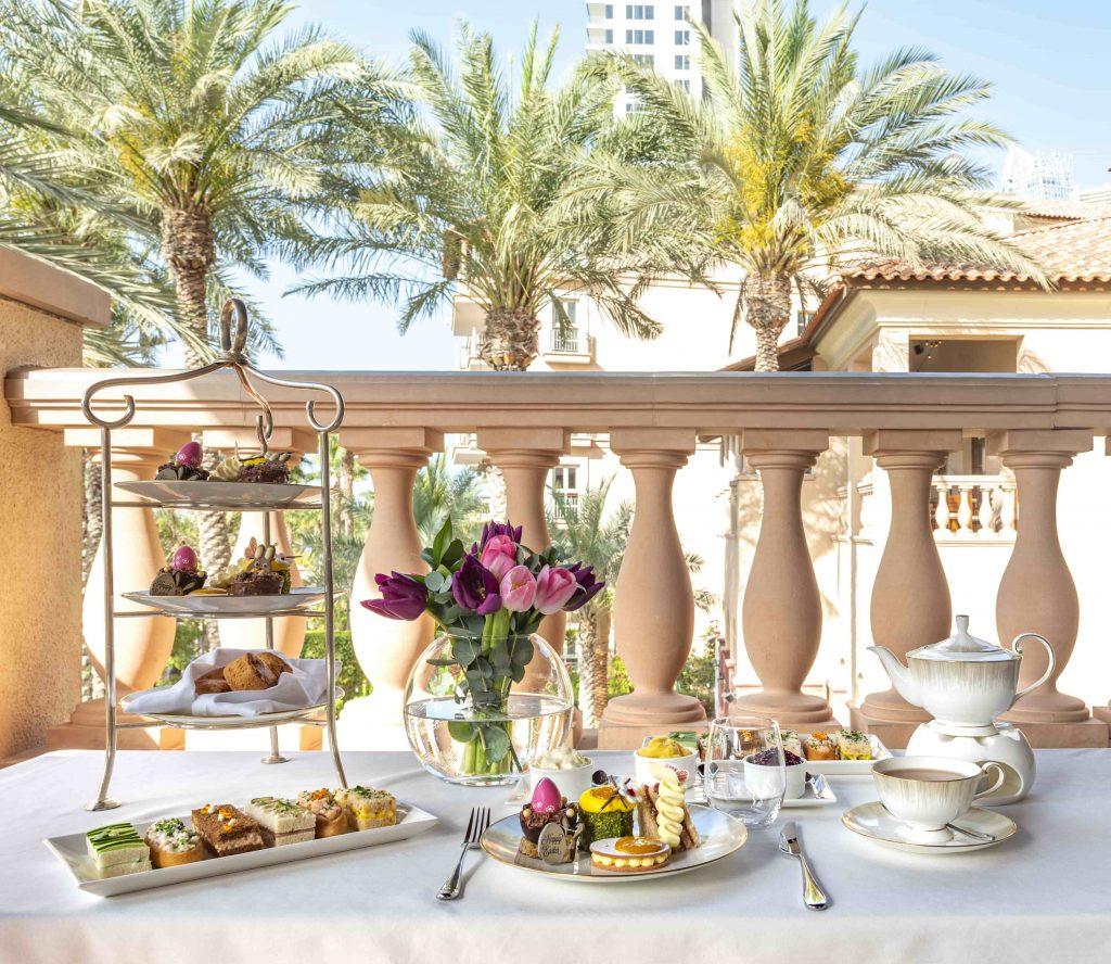 Easter Afternoon Tea The Ritz-Carlton JBR