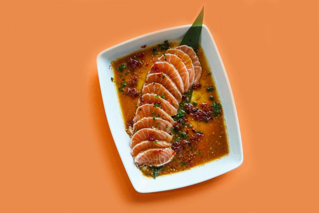 Akiba Dori food