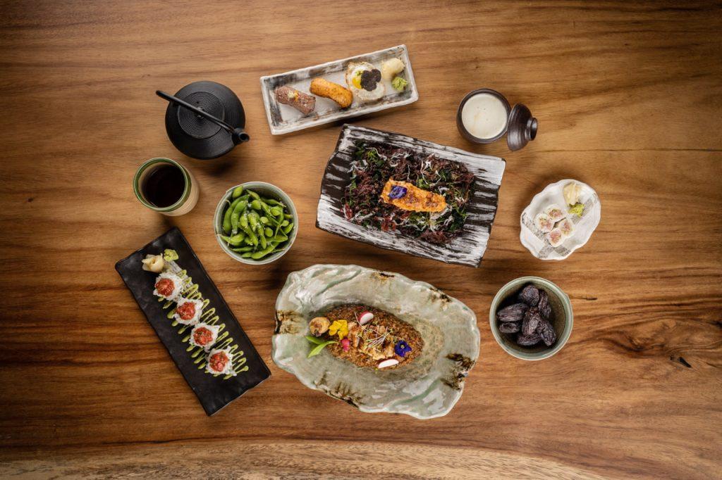 Dubai's best Iftars 99 Sushi