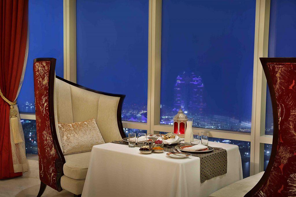 Abu Dhabi Iftar St Regis