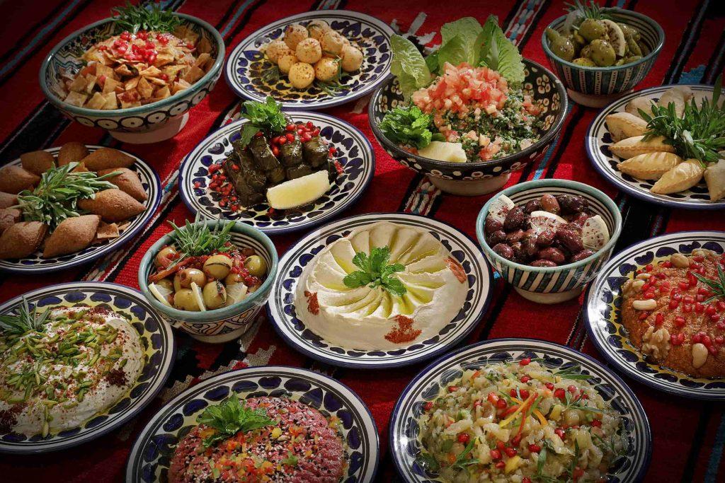 Dubai's best Iftars Amaseena