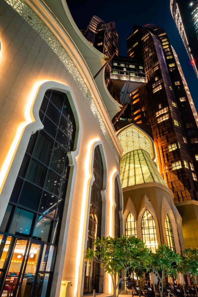Suhoor Abu Dhabi - Bab Al Qasr