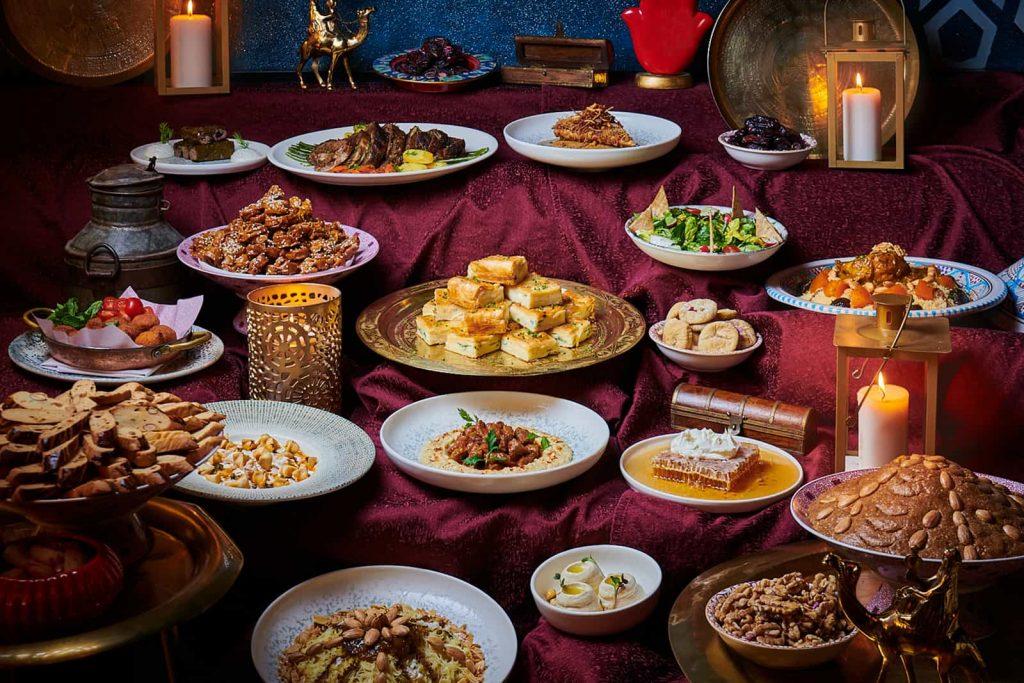 Dubai's best Iftars Rixos JBR
