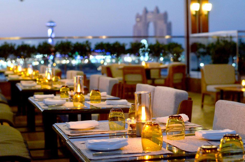 Azure Panoramic Lounge Suhoor