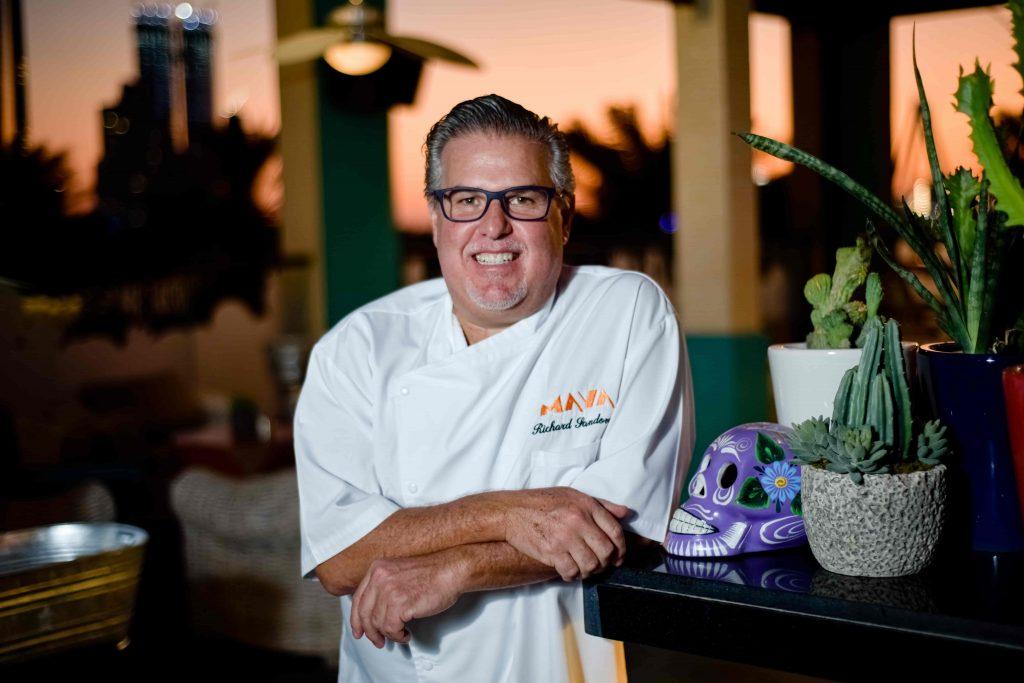 Chef Richard Sandoval Four Hands Dinner