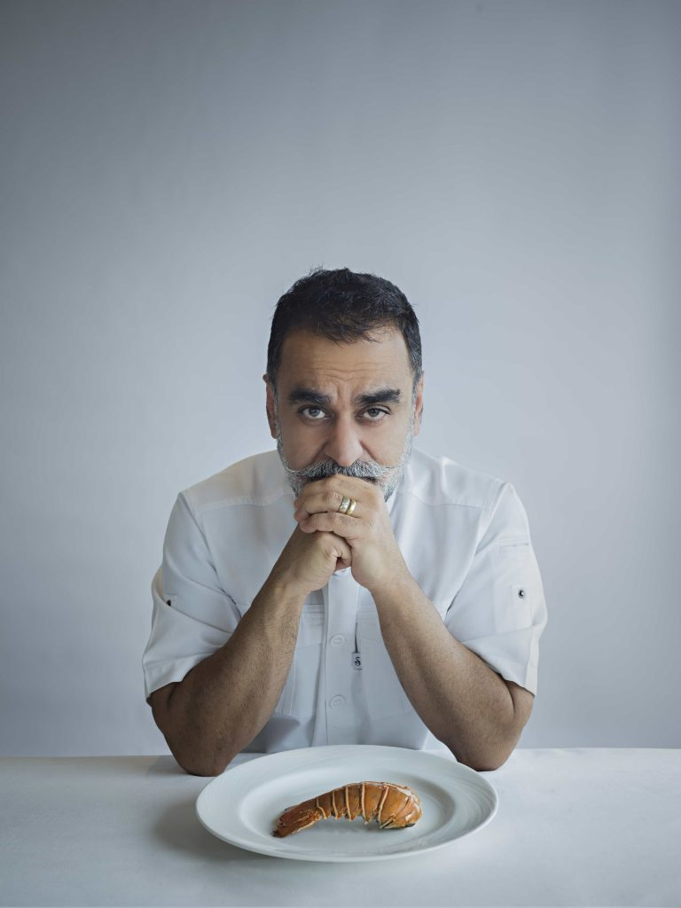 Chef Vineet Bhatia Four Hands Dinner
