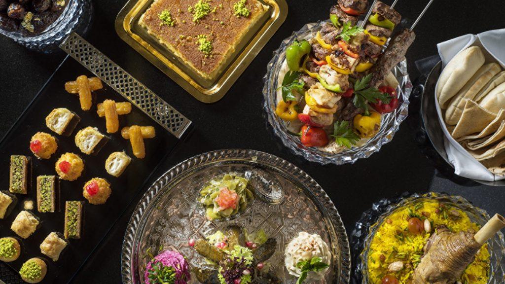 Crust Abu Dhabi Iftar