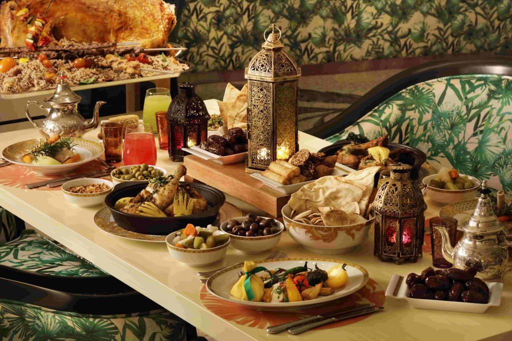 Dubai's best Iftars Palazzo Versace