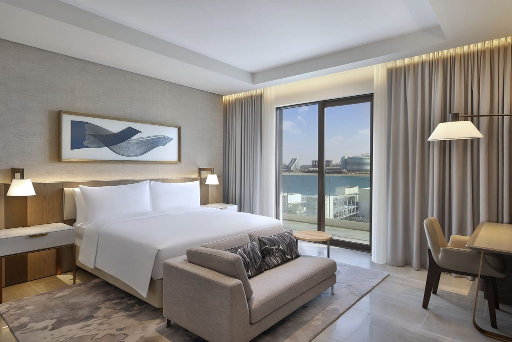 Hilton Abu Dhabi Suite
