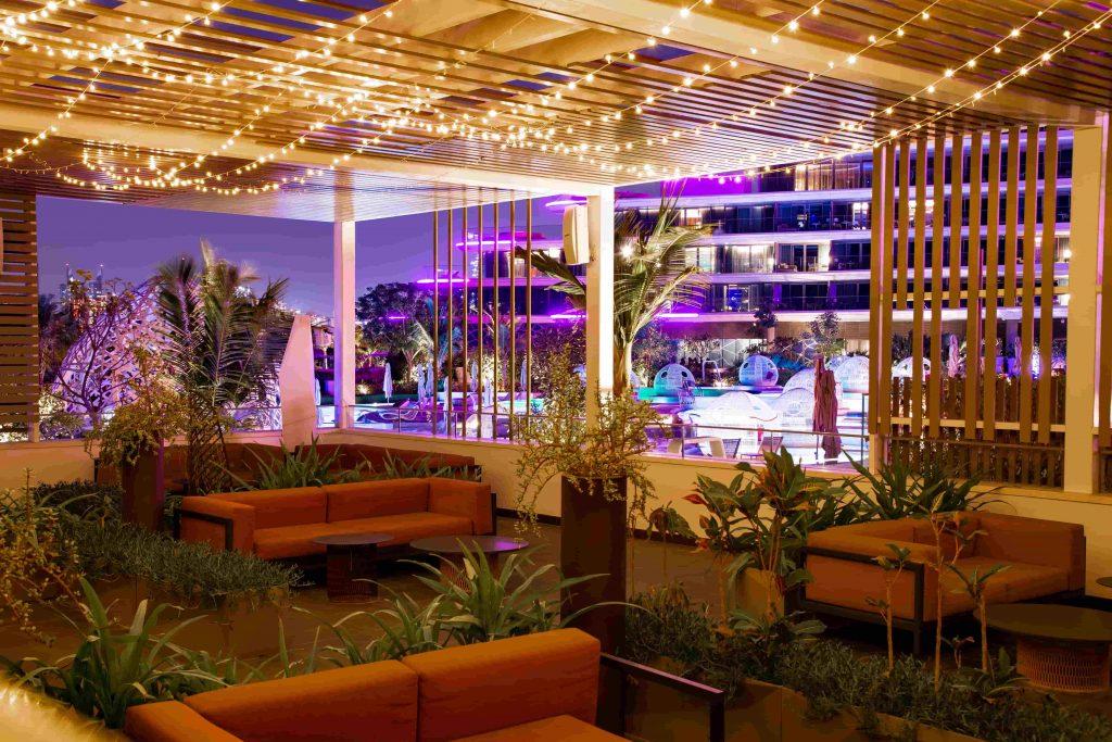 Dubai's best Suhoor Hookah Lounge