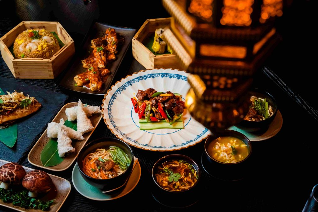 Dubai's best Iftars Hutong