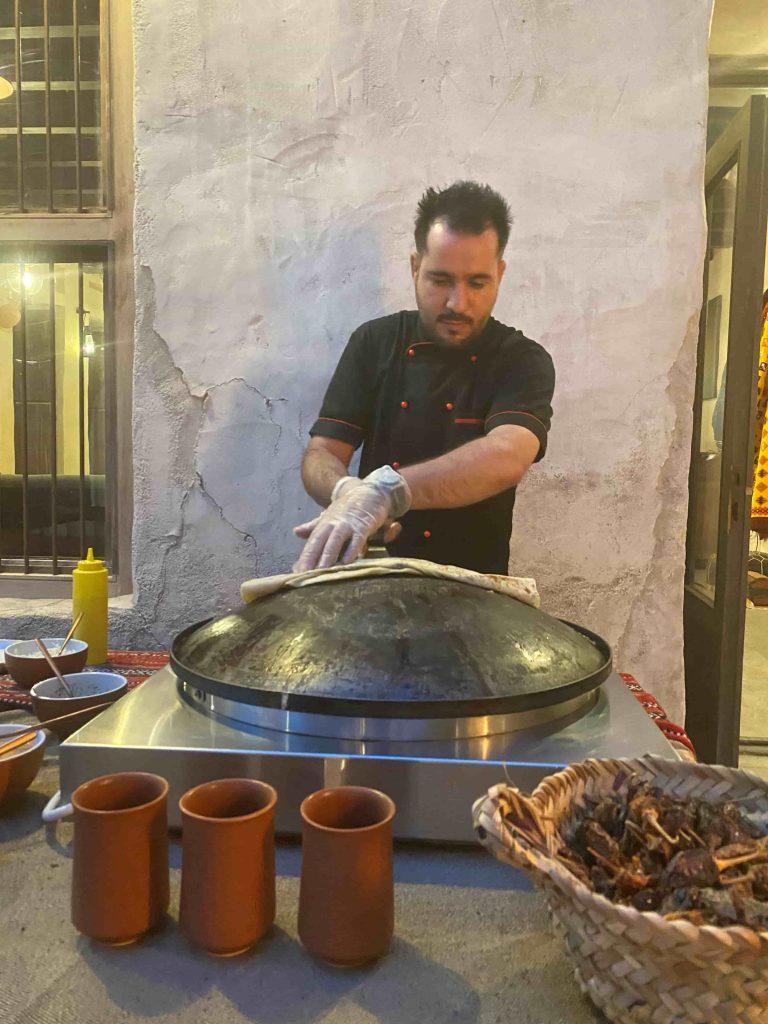 authentic Dubai Iftar