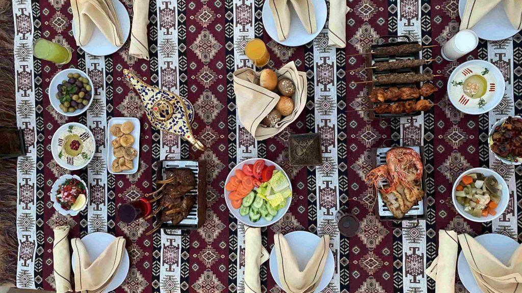 tried tested Iftars