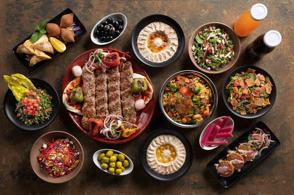 Cafe 302 Iftar