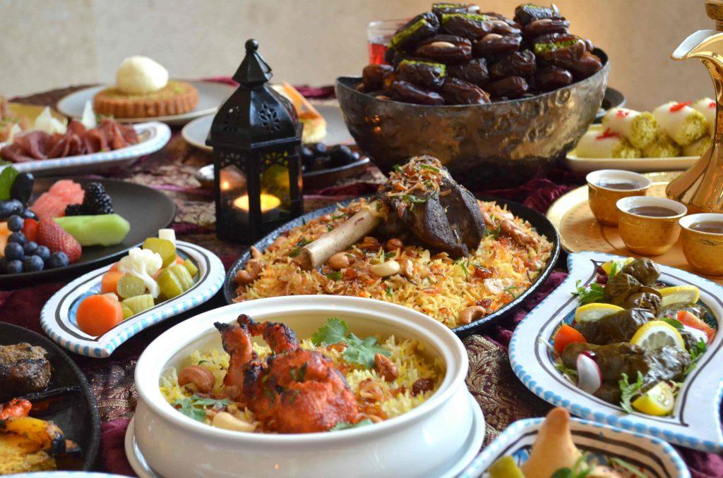 Abu Dhabi Iftar Olea