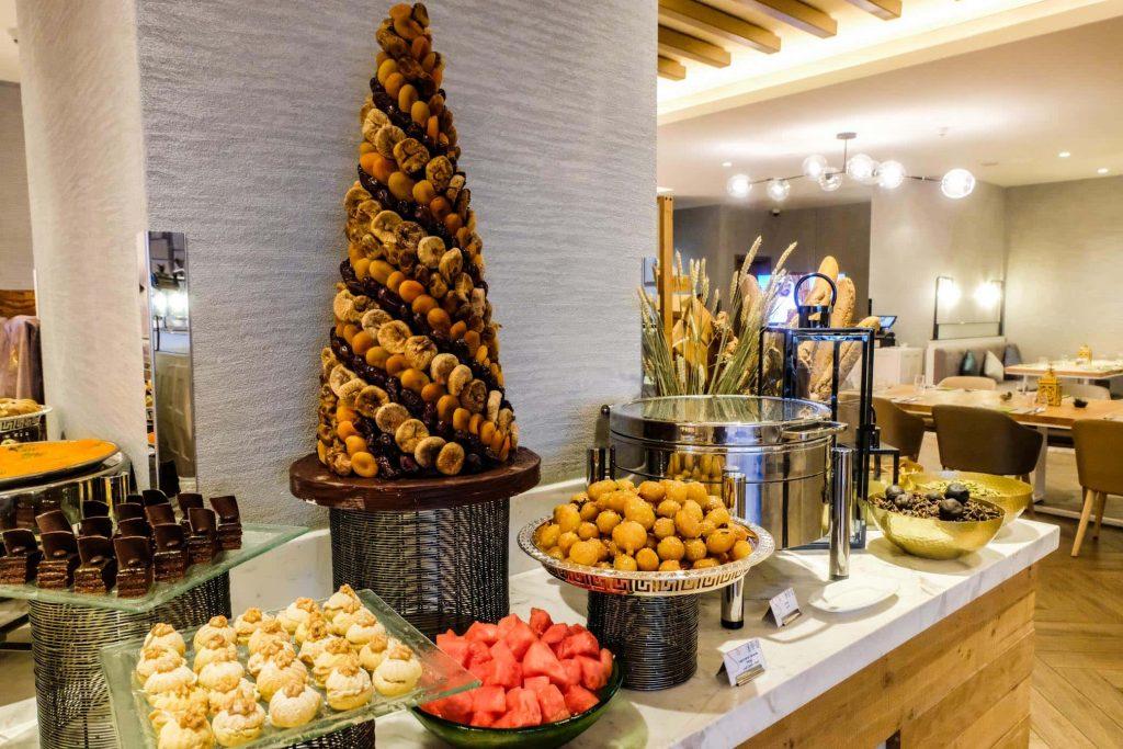 Dubai's best Iftars Sirocco