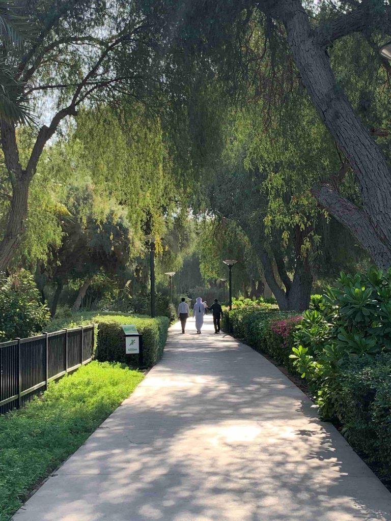 Umm Al Emarat Park Jogging