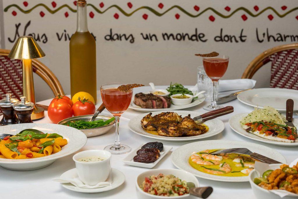 Dubai's best Iftars LPM
