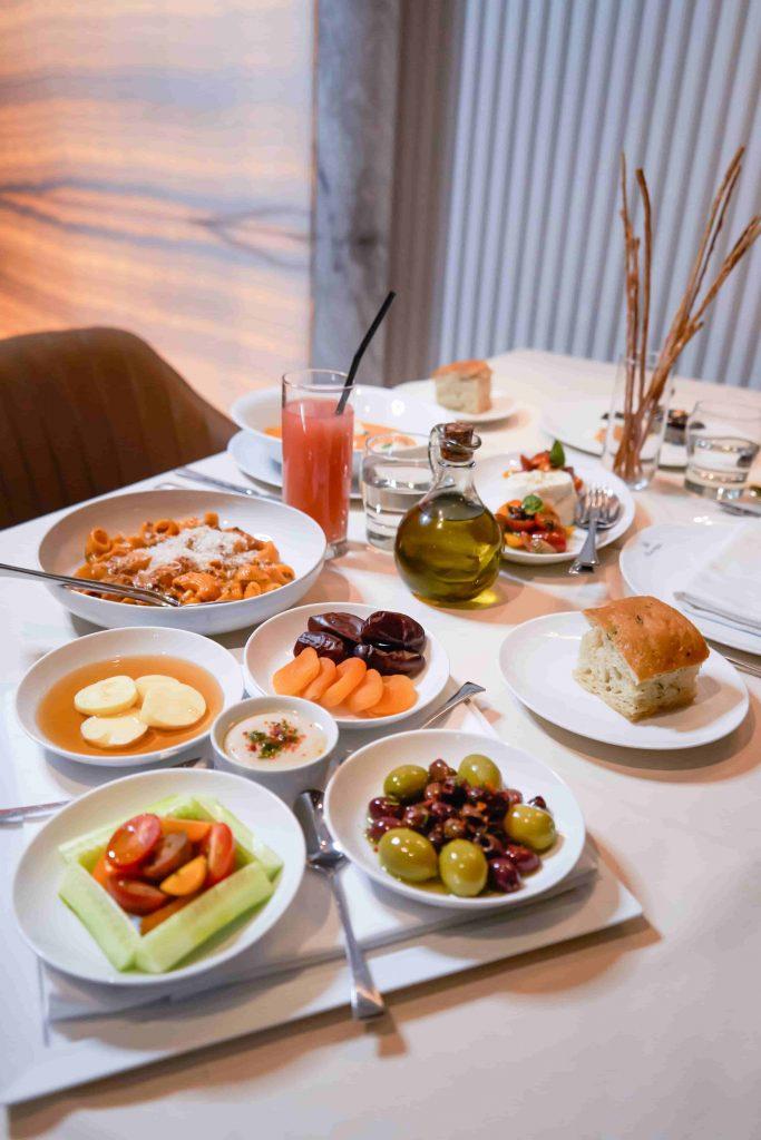 Dubai's best Iftars Marea