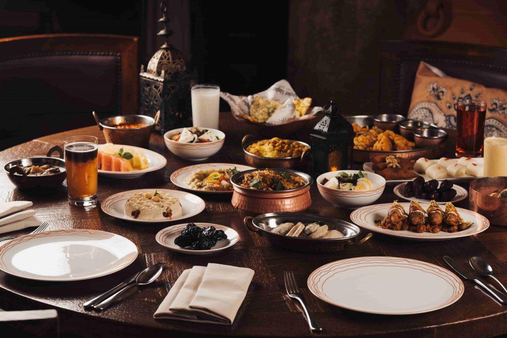 Dubai's best Iftars Khyber