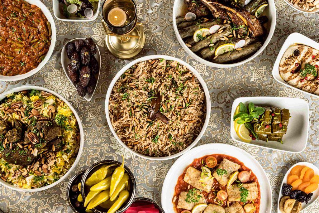 Dubai's best suhoor The Ritz Carlton DIFC