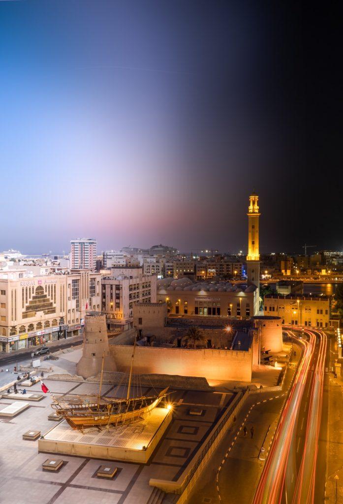 Dubai art community