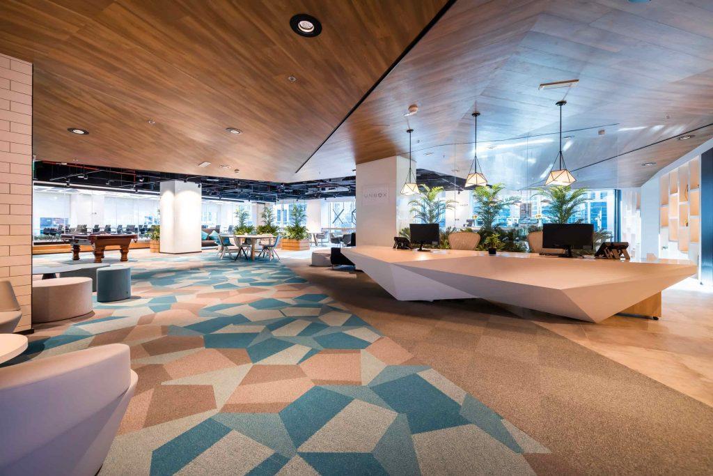 UNBOX Business Center
