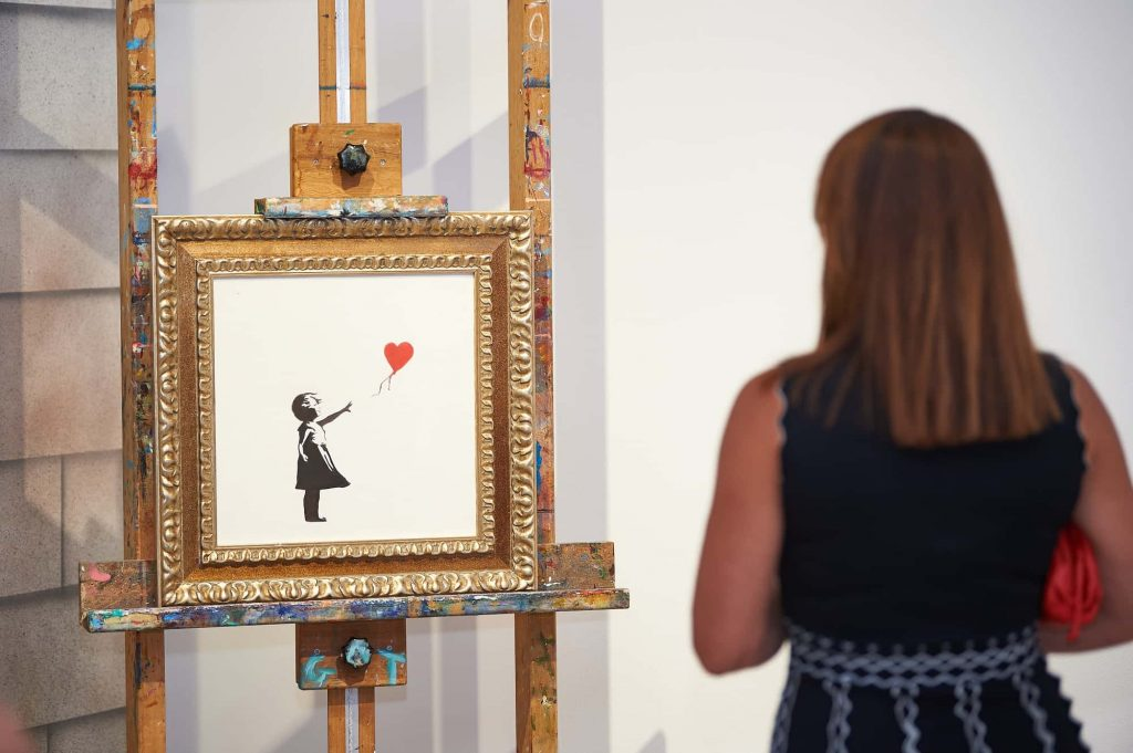 Banksy exhibition Dubai