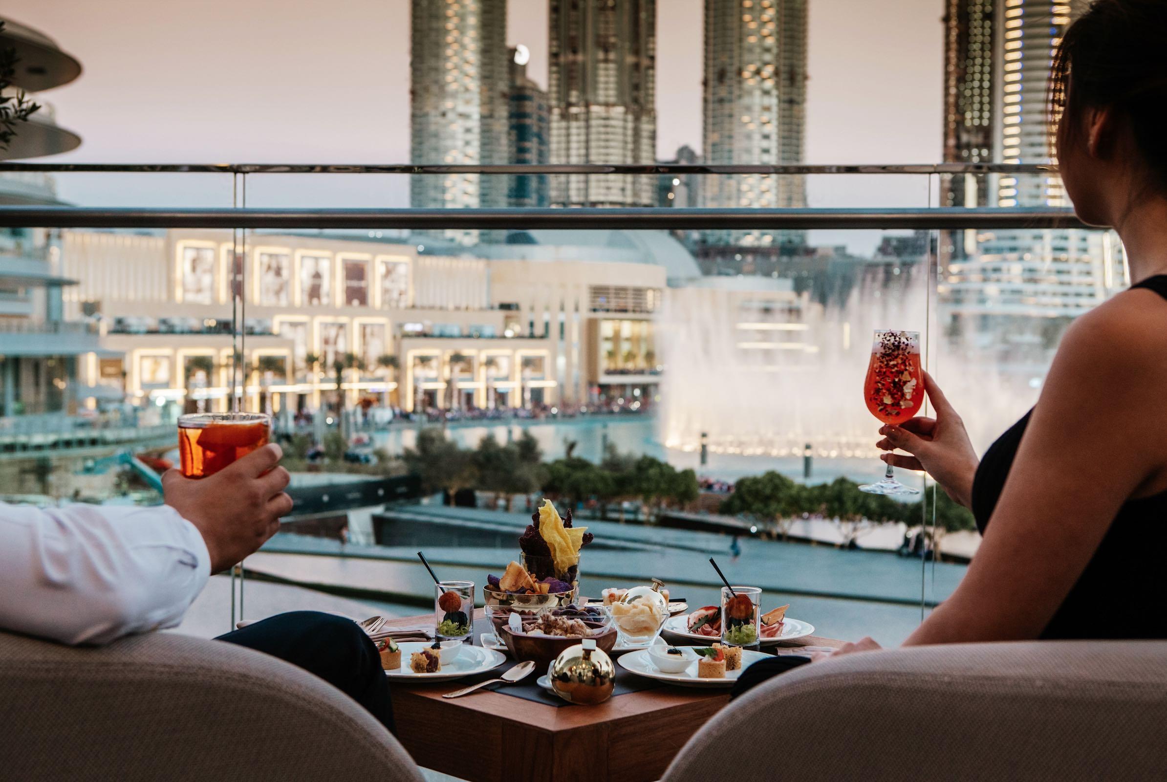 Review Armani/Ristorante Dubai