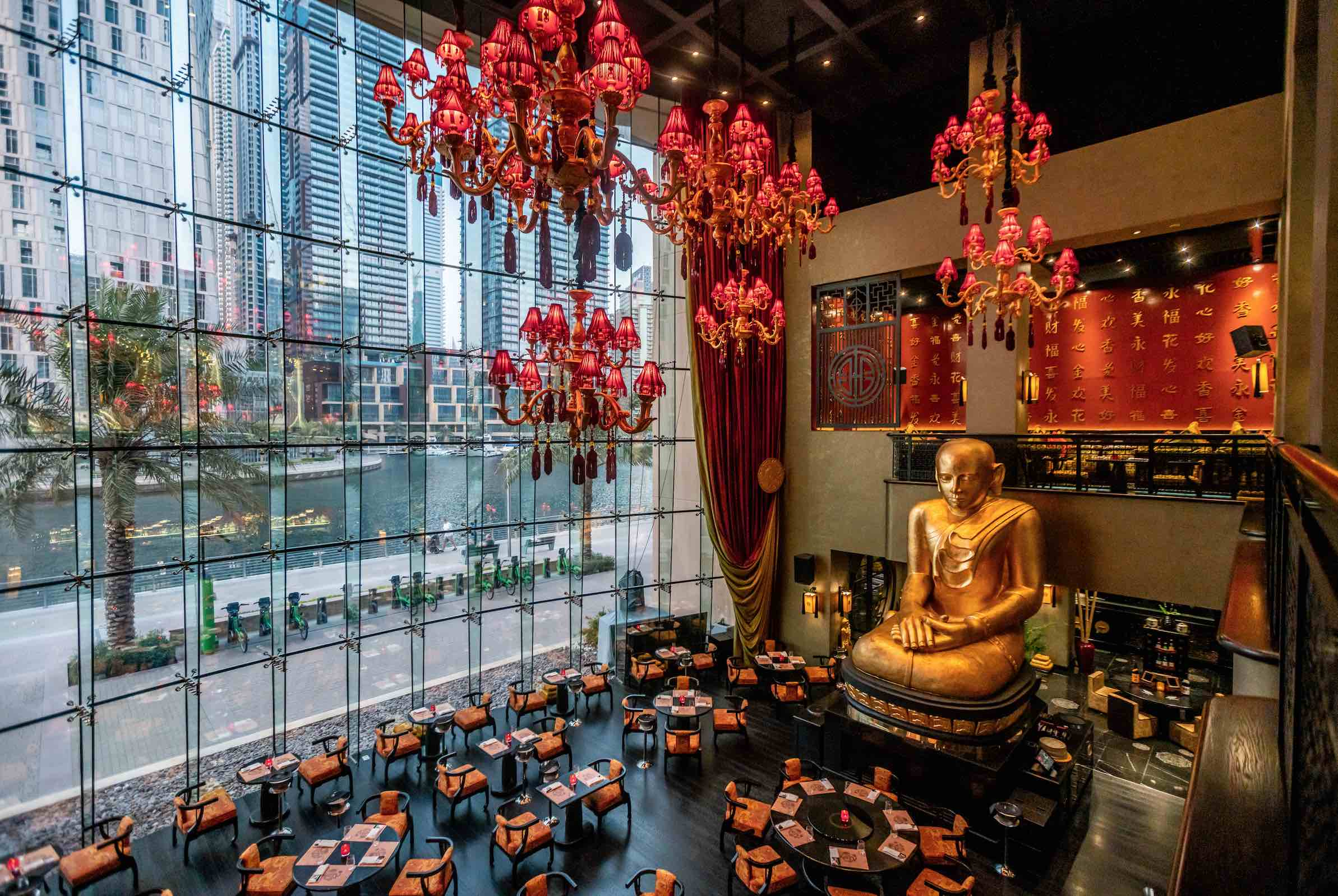 Buddha-Bar Brunch