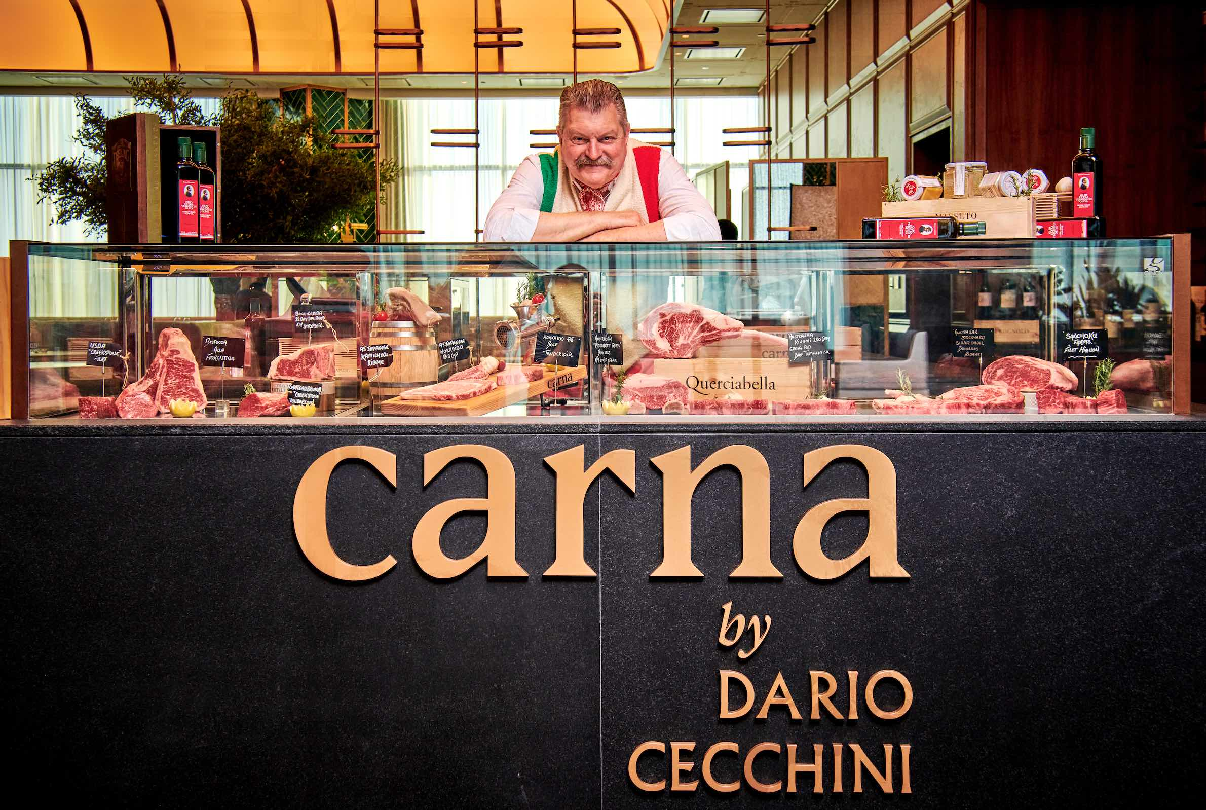Dario Cecchini Interview