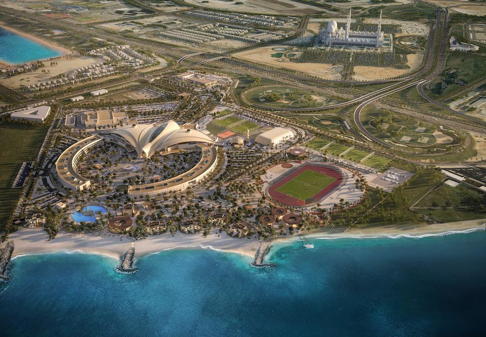 Erth Abu Dhabi