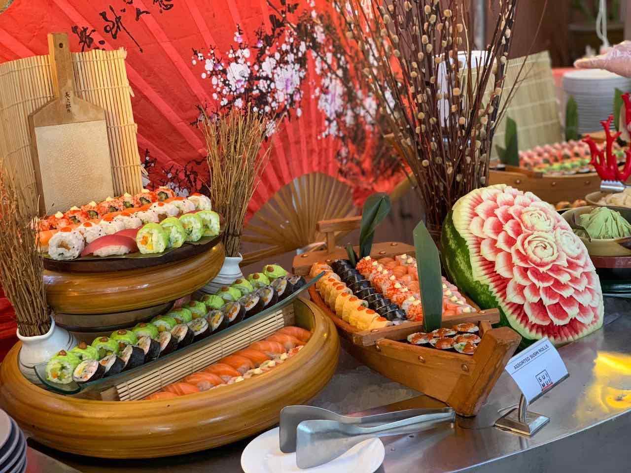 Dubai dining highlights