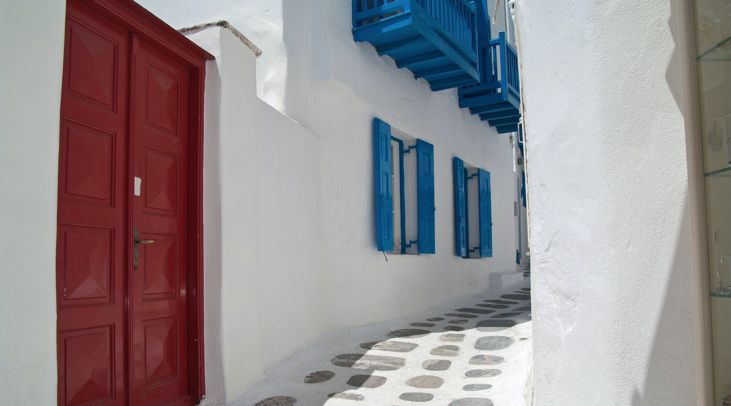 Athens Mykonos Santorini