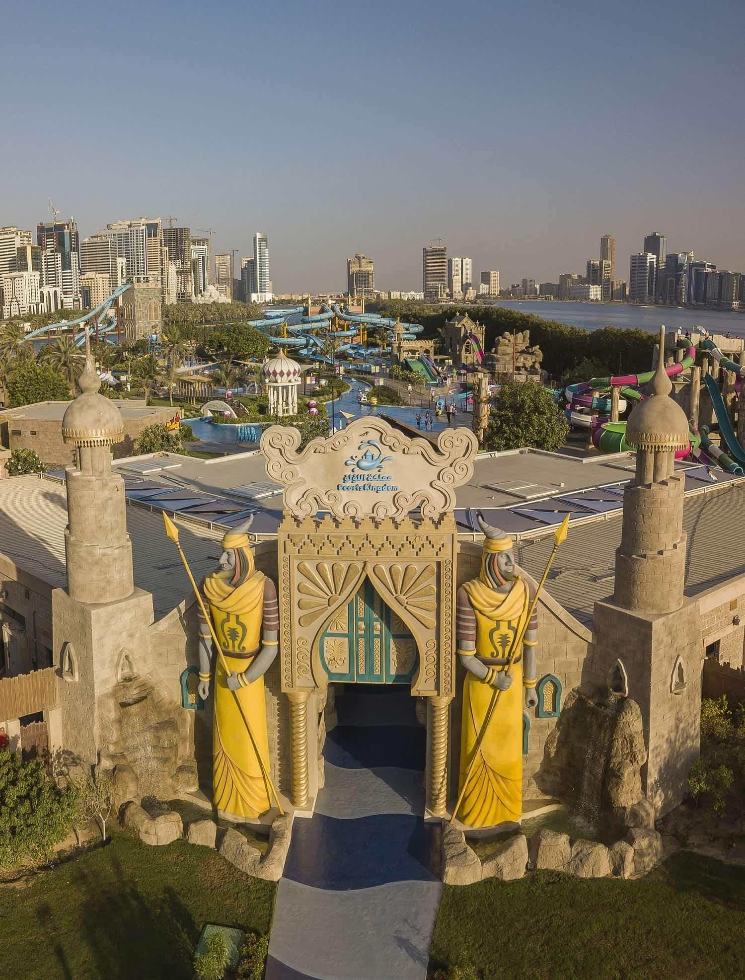 Pearls Kingdom Sharjah