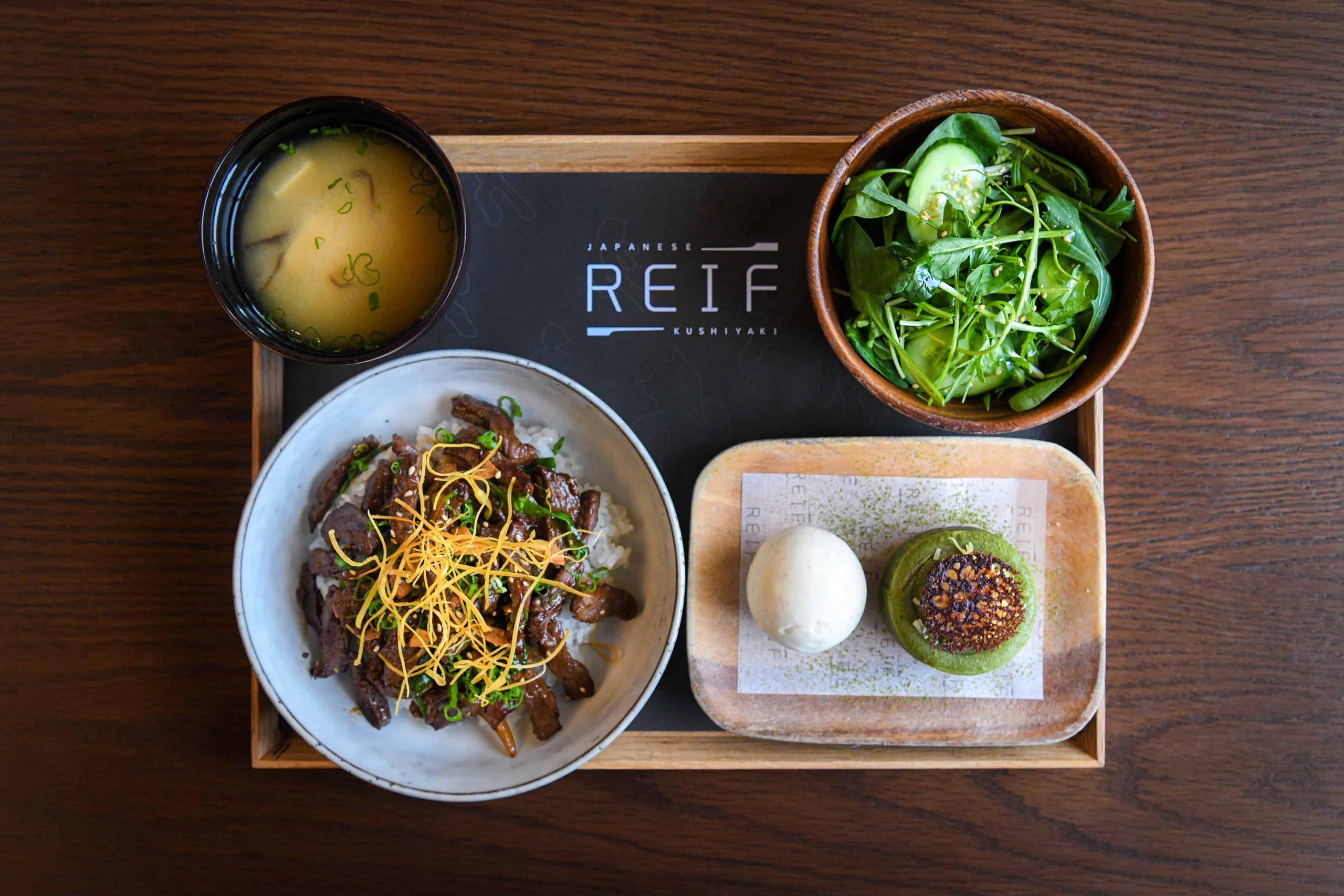 Reif Japanese Kushiyaki
