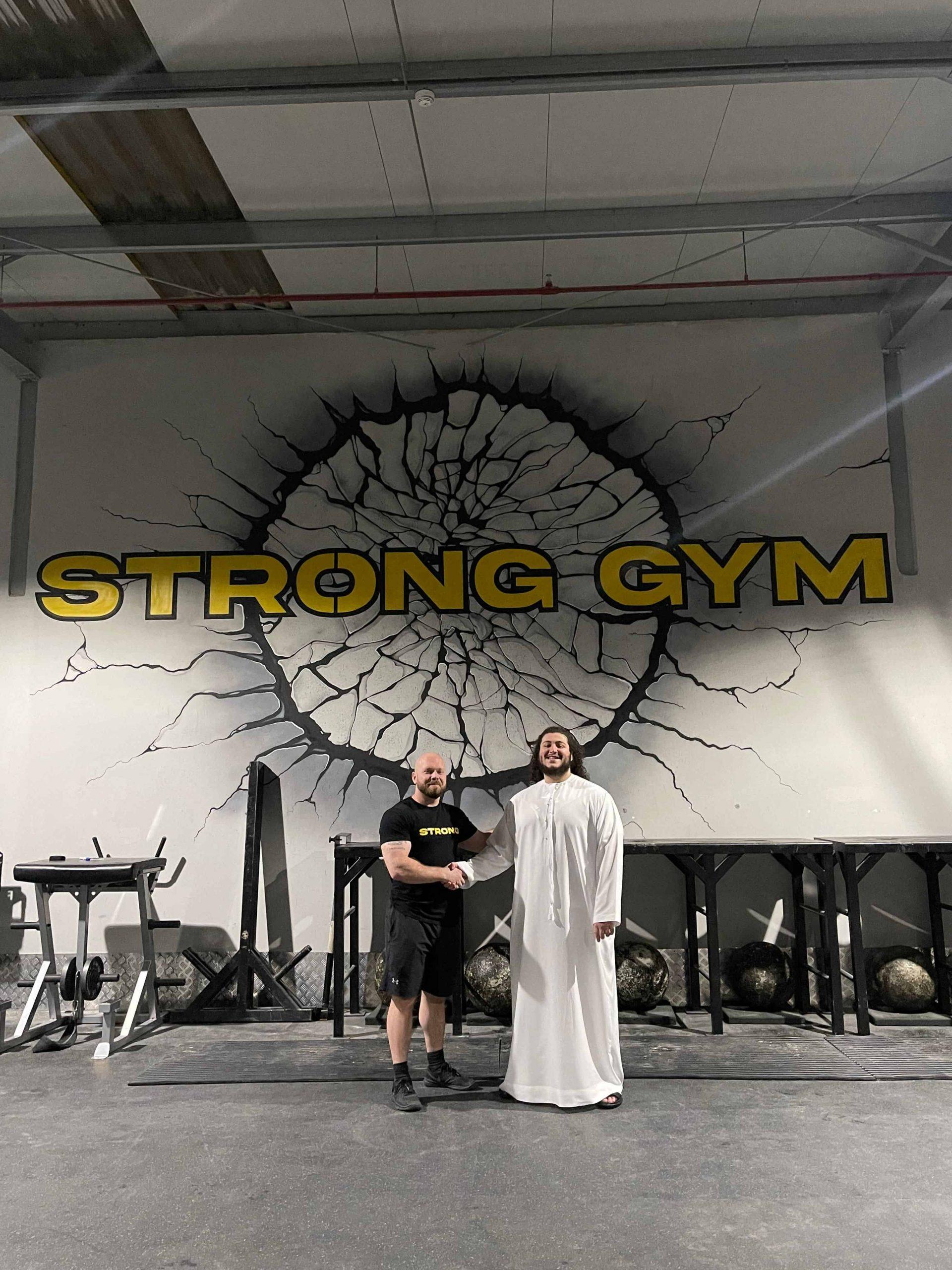 Strong Gym Dubai