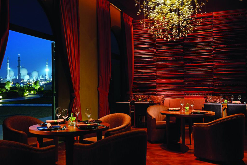 Abu Dhabi's best food