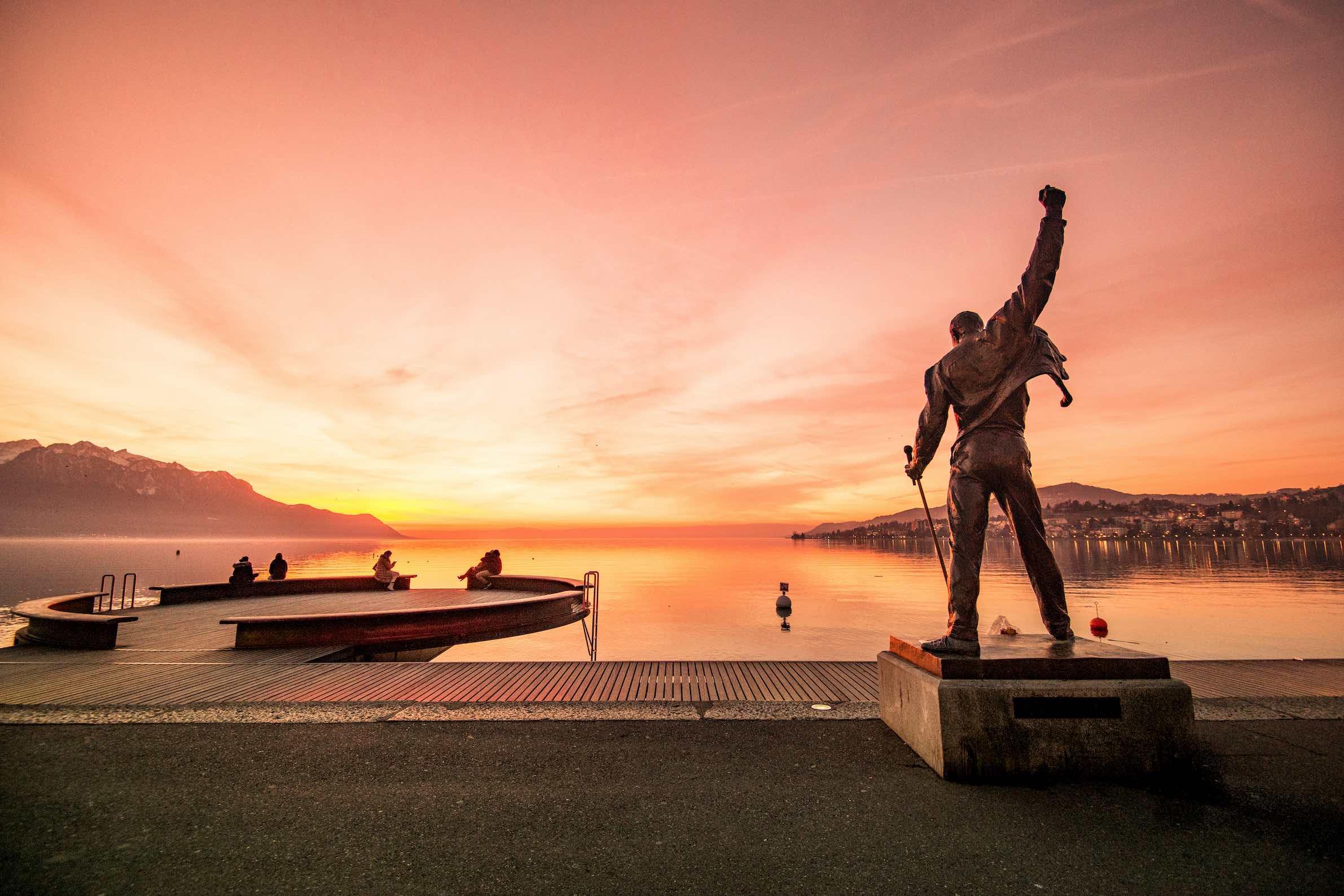 Switzerland GCC travellers