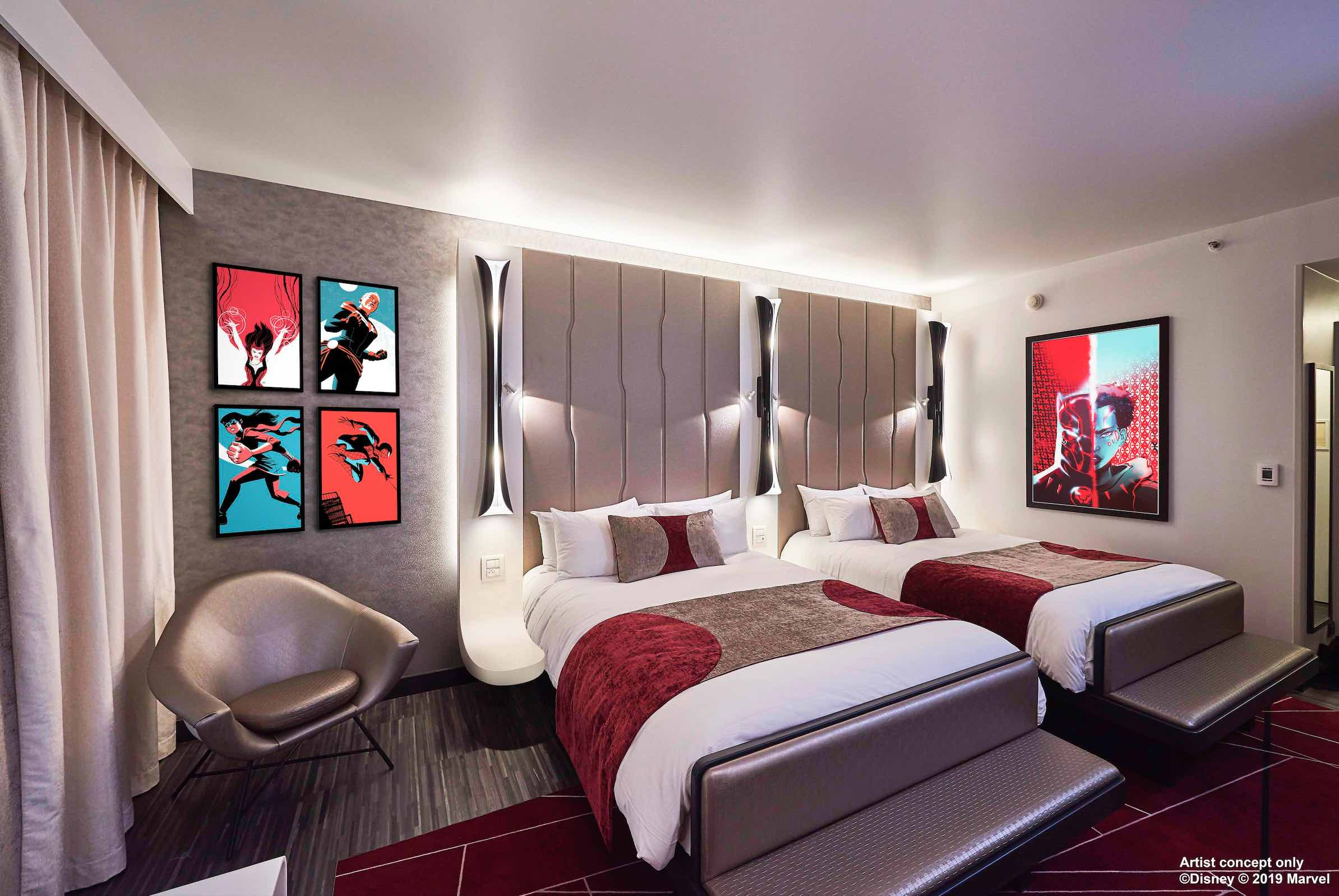 Disney's Hotel New Yorkt