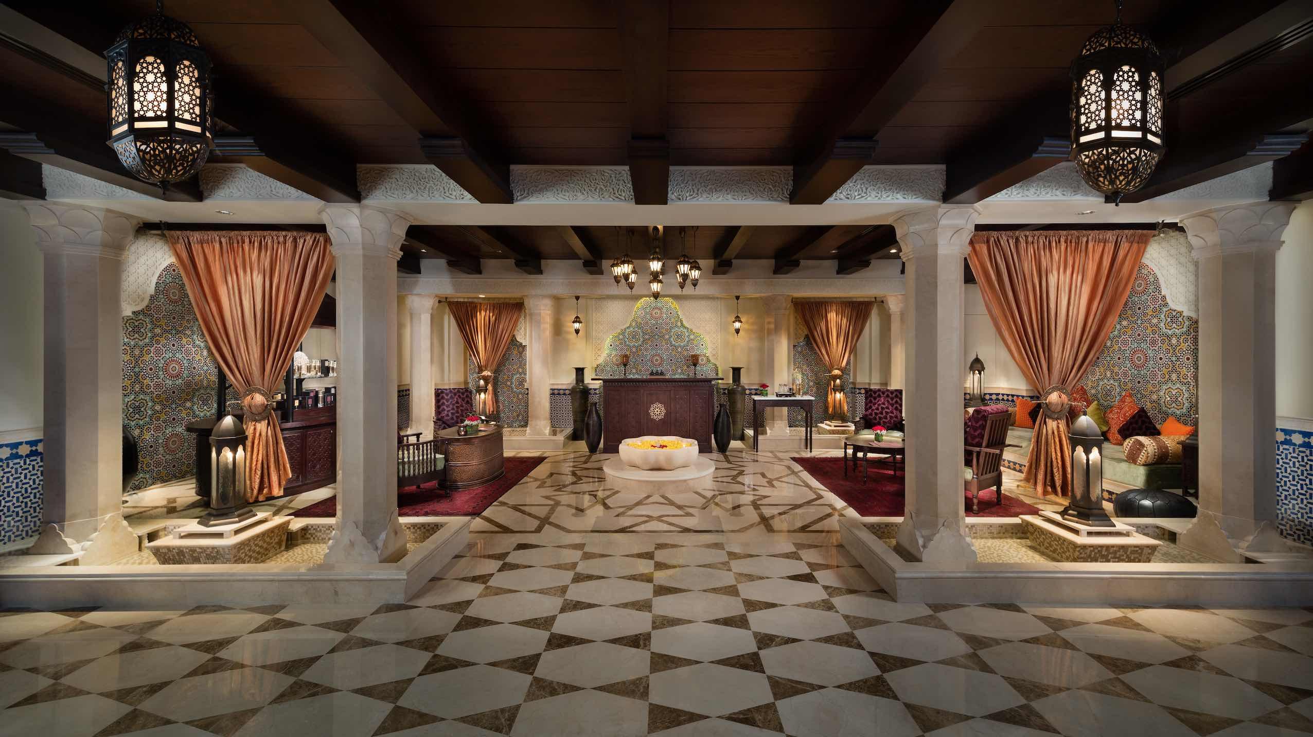 Emirates Palace Spa