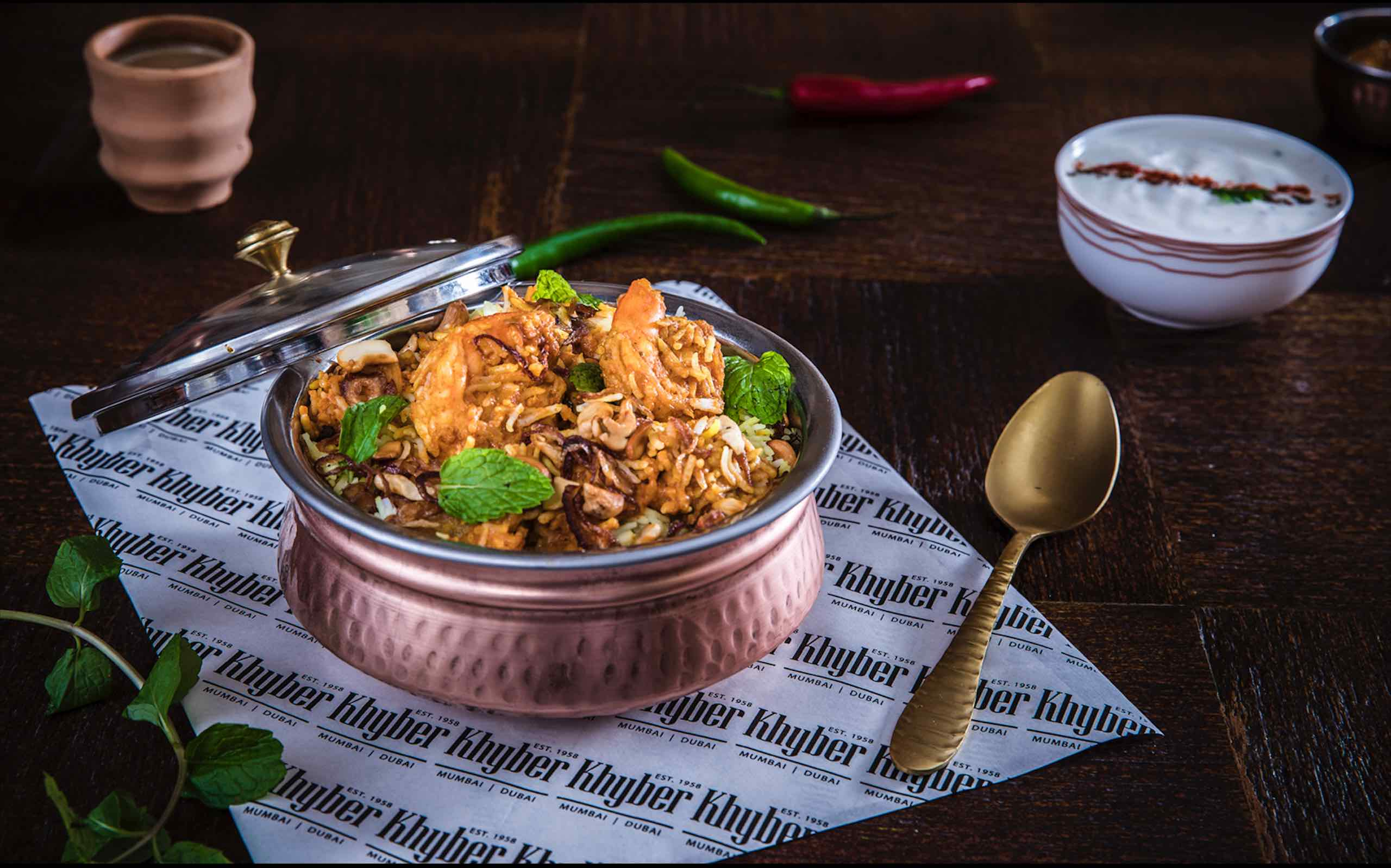 Khyber Indian Restaurant