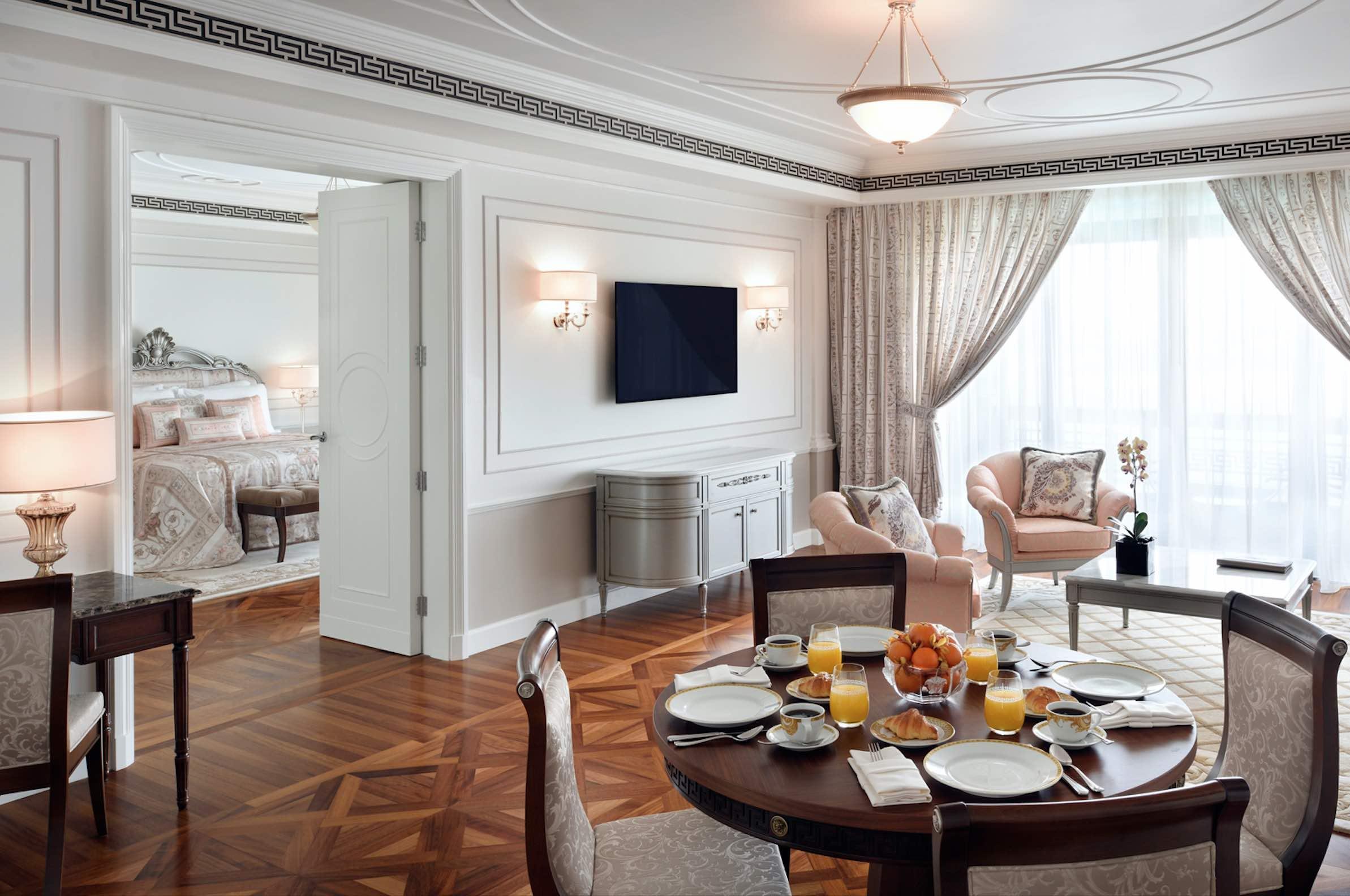 Palazzo Versace Dubai Grand Suite