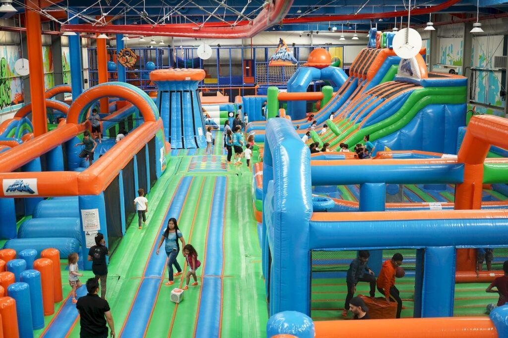 Dubai's best indoor attractions